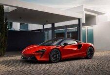 McLaren donnera des prénoms à ses voitures