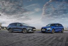 Ford Focus 2022, facelift pour toute la gamme