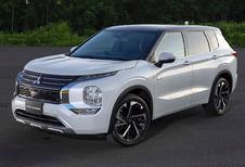 Nieuwe Mitsubishi Outlander nu ook als PHEV