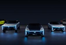 Honda e:N-conceptcars: elektrische toekomst (voor China)
