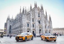 Alfa Romeo Giulia & Stelvio GT Junior : la nostalgie qui sonne creux