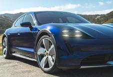 Porsche verkoopt meer Taycans dan 911's