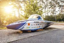 Solar challenge 2021 : l'équipe belge Agoria Solar Team vise la victoire