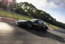 Porsche 718 Cayman GT4 RS, beaucoup plus rapide (vidéo)