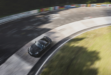 Porsche 718 Cayman GT4 RS razendsnel op de Ring + video