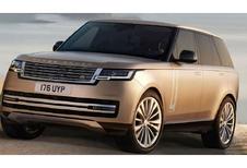 Le nouveau Range Rover a fait l'objet d'une fuite sur Instagram