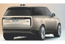 Gelekt: Range Rover (2022)