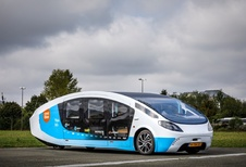 Stella Vita - Solar car - University of technologies Eindhoven