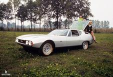 Retour vers le futur avec la Jaguar Pirana de 1967
