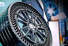 Michelin Uptis, le pneu increvable arrive