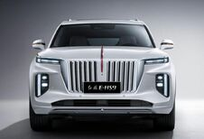 Hongqi E-HS9 komt naar Europa als elektrische Range Rover