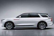 2021 Hongqi E-HS9 SUV EV