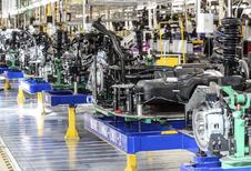 Renault produceert 500.000 auto's minder door chiptekort