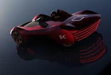 Vazirani Ekonk, le « véhicule électrique le plus léger du monde » (vidéo)