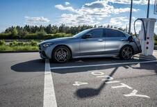Mercedes Classe C PHEV : vous pouvez la commander #1