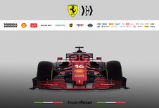 Formule 1 2021: Ferrari SF21