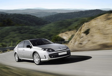Renault Laguna GT (photos)