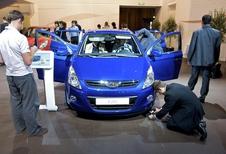 Mondial de l'automobile, Hyundai