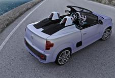Fiat Uno Concept Cabrio