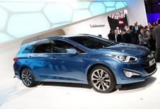 Vidéo Genève : Hyundai i40 break