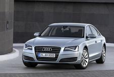 Audi A8 Hybride