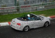Opel Cascada sur le Nürburgring
