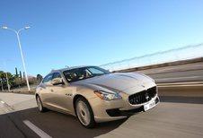 Rappel de Maserati Quattroporte et Ghibli aux USA