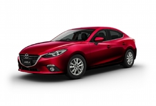Mazda 3 hybride et CNG