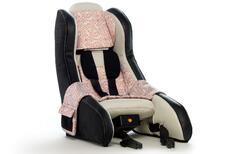 Le siège enfant pliable et gonflable Volvo