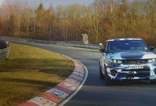 Range Rover Sport SVR pour booster la gamme