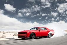 Plus de 700 ch pour la Dodge Challenger SRT Hellcat