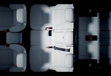 L'intérieur du Land Rover Discovery Sport