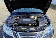 Le moteur de la Saab 9-3 NEVS
