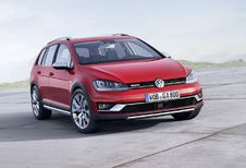 Volkswagen Golf Alltrack, break des champs