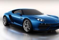 Lamborghini Asterion LPI 910-4, hybride plug-in