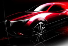 Mazda CX-3 à découvrir à Los Angeles