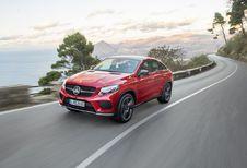 Mercedes GLE Coupé : X6 à étoile