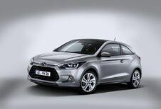 Hyundai i20 Coupé : 2 portes en moins et style spécifique
