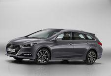 Hyundai i40, recette légèrement améliorée