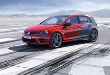 Volkswagen Golf R Touch, par le geste