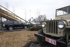 Autosalon van Brussel 2015: Paleis 1 en pistes #1