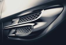 Le SUV Bentley s'appellera Bentayga