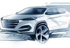 Salon Genève 2015 : Hyundai Tucson, une première ébauche