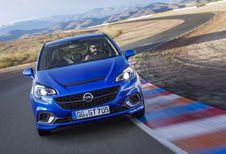 Salon Genève 2015 : Opel Corsa OPC, corsée