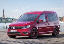 Salon Genève 2015 : Volkswagen Caddy, tel père tel fils