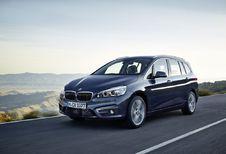 Salon van Genève 2015: BMW 2-Reeks Gran Tourer met zeven plaatsen