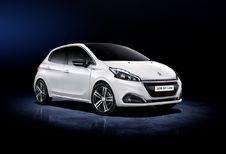 Salon van Genève 2015: Peugeot 208 krijgt opfrisbeurt