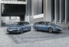 Salon Genève 2015 : Toyota Auris, case facelift