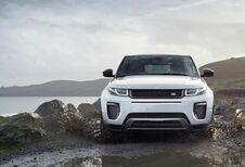 Salon Genève 2015 : Range Rover Evoque avec Diesel Ingenium