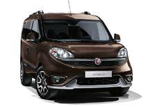 Salon Genève 2015 : Fiat Doblò Trekking, à traction améliorée